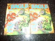 EAGLE ANNUAL - 1986 - UK Comic Annual