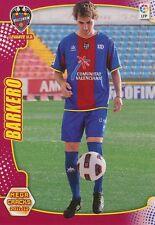 N°128 GUSTAVO MUNUA VERA # URUGUAY LEVANTE.UD CARD PANINI MEGA CRACKS LIGA 2012