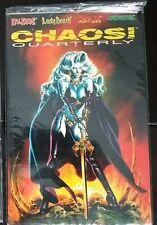 Chaos! Quarterly #3 Evil Ernie, Lady Death, Crippler (1996, Chaos! Comics)