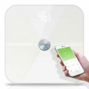Digital Weight Scale Electronic LED Portable Bluetooth APP Android IOS Support