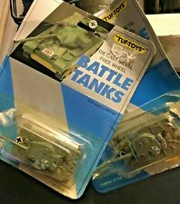 TUF TOYS Die cast TIGER Tanks 1:110 SEALED
