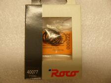 ROCO h0 40500 RICAMBIO flüster-Smerigliatrice poco NUOVO in OVP flüsterschleifer AC