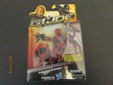 GI Joe Alley Viper Action Figure MOC 2012 Retaliation Hasbro Ninja Cobra FREE S/