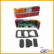 URO Parts Left Side Tail Light Chrome Trim Driver 1372226E Volvo 240