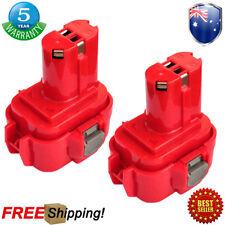 2X 9.6V Battery For Makita 9120 9133 9134 9135 6203D 6222D 6226DW 6992D ML903 AU