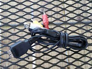 Genuine Original OEM Sony Cybershot Type 2 Cable USB Component AV....(KK)