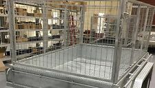 CAGE for Trailer Galvanized- 7x4x2ft (2135x1220x610)