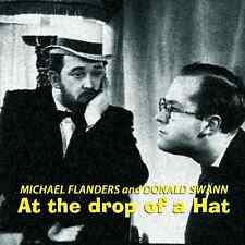 Michael Flanders And Donald Swann - At The Drop Of A Hat CD