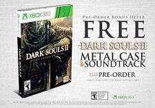 (Read) Dark Souls 2 II - Black Armor Edition *New* (Microsoft Xbox 360, 2014)