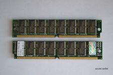 32MB SIMM 72P FPM MEMORY 8Mx32 NO-PARITY 60NS TRANSCEND FOR PC486 QTY=1