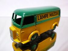 DINKY TOYS 25B PEUGEOT D.3.A D3A - LAMPE MAZDA 1:43 - GOOD CONDITION