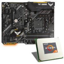 Bundle Mainboard CPU Kombination, AMD Ryzen 5 2600, ASUS TUF B450-PLUS Gaming