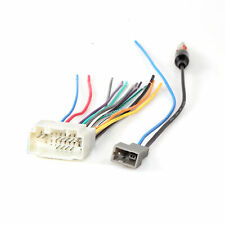 Car Stereo Wiring Harness & Antenna Adapter Cable Fits Honda Accord 1998-2012