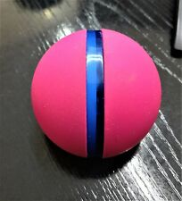 Pink Vibrating Portable Speaker For Samsung iPhone iPad PC Music Mobile Phone