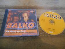 CD OST Soundtrack - RTL Balko : Musik zur Serie (17 Song) EDEL ULTRAPOP jc