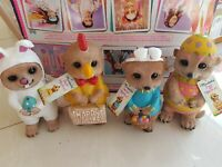 4 Happy Easter chicken bunny egg hunter costume Meerkat By Mirabella home garden