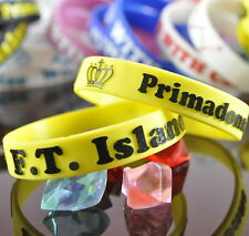 2pics FTISLAND F.T.ISLAND wristband KPOP NEW SH005