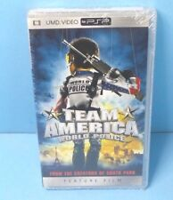 Team America World Police (UMD, 2005, Widescreen) PSP BRAND NEW FACTORY SEALED