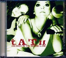 Sealed New Cd T.a.t.u. - 200 Km/H In The Wrong Lane