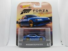 Nissan Silvia S15 Hot Wheels Forza Premium 1:64 Scale Diecast Car *UNOPENED*