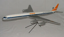 VIASA DC-8 1:72 Skyland Travel Agent/Desk Model Aircraft - Venezuela Airline