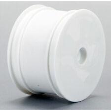 Losi LOS41003 Front/Rear Wheels, White (4): 1/14 Mini 8T 8ight-T