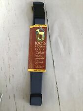 Adjustable 100% Organic Cotton Dog Collar Westminster Pet Products Size XL