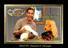 MAGNET  Television Ray Rayner Show Chelveston Cuddly Dudley WGN Chicago TV 1968