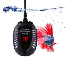 FREESEA Aquarium/Fish Tank Submergible Heater with LED Temperature Display FS28