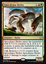 *MRM* ENG 4x Hydre de l'Apocalypse / Apocalypse Hydra MTG MM2