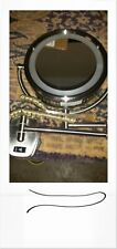 Unique Brushed Nickel Kimball & Young Makeup Mirror