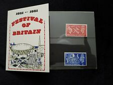 More details for presentation pack post office missed 1951 festival of britain royal mail private