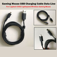 Charging Cable Spare Part Fit for Logitech G502 Lightspeed Wireless Gaming Mouse