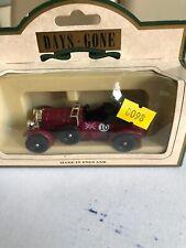 Lledo Days Gone 1930 Bentley 4.5 Litre in Maroon.