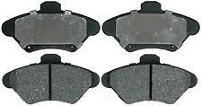 Disc Brake Pad Set-Ceramic Disc Brake Pad Front ACDelco Advantage 14D600CH