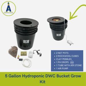 5 gallon Hydroponic Dwc Bucket Grow Kit System