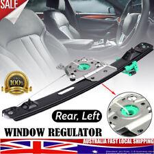 Rear Left Power Window Regulator for BMW E90 3 Series 4 Door Driver Side Metal