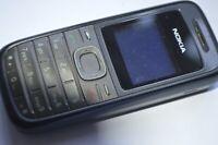 Nokia 1208 - Black (Unlocked) basic button senior  Mobile Phone