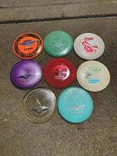Lot of 8 Innova TEAM STAMPED Disc Golf Discs! *RARE*