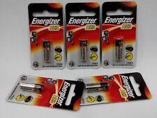 5 pcs x Energizer A23 Battery 12Volt 23AE 21/23 GP23 23A 23GA MN21 12v Exp. 2018
