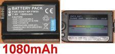 Batterie 1080mAh type NP-FW50 Pour Sony Alpha A6300