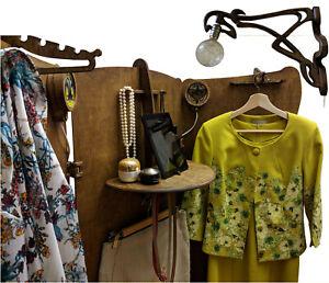 A&O Hanger (for clothes) for Art Nouveau, Modern  Room Divider Folding Screen
