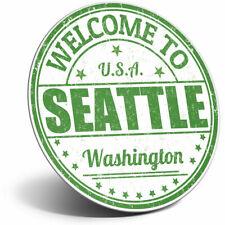Awesome Fridge Magnet - Seattle Washington USA Travel Cool Gift #5218