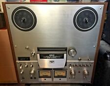 Akai  Gx630D - 4 Track MAGNETOPHONE A BANDES 27CM COLLECTOR / Remis A Neuf....