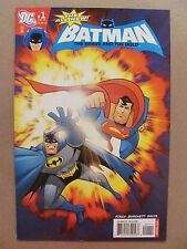 The All New Batman The Brave and the Bold #1 DC Comics 2011 Series 9.4 Near Mint