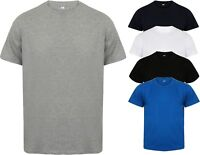 Mens T Shirt Plain 3 Pack Summer Beach Jogging New Size S-L Cool Multi Pack New