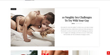 Established Profitable EROTIC Turnkey BUSINESS Website For Sale