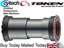 Token Premium Bearing TBT Thread Fit Bike Bottom Bracket Bb841t for Bb30 Pf30-