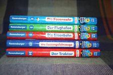 Ravensburger  5 mal ? Wieso Weshalb Warum ?  junior Bücher