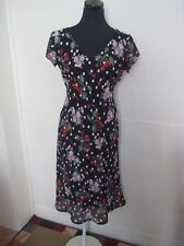 WISH Gorgeous Retro Styled Cherry Dress Size 10. As NEW.